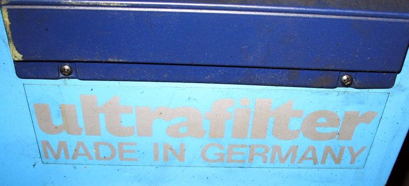 gebraucht verkauf berlin deutschland ultrafilter f r druckluft umreifungsmaschine unterschrank. Black Bedroom Furniture Sets. Home Design Ideas